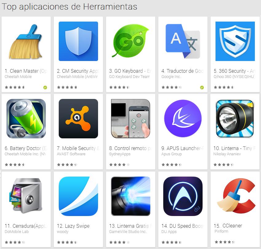 top-15-android-herramientas
