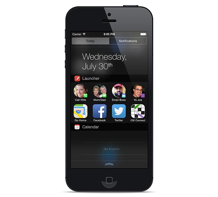 launcher-en-el-iphone