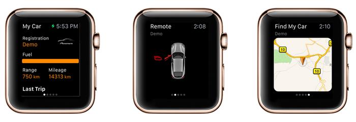 Porsche-Apple-Watch-App
