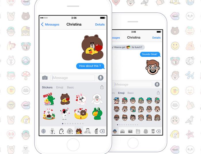 emoji-kb-line