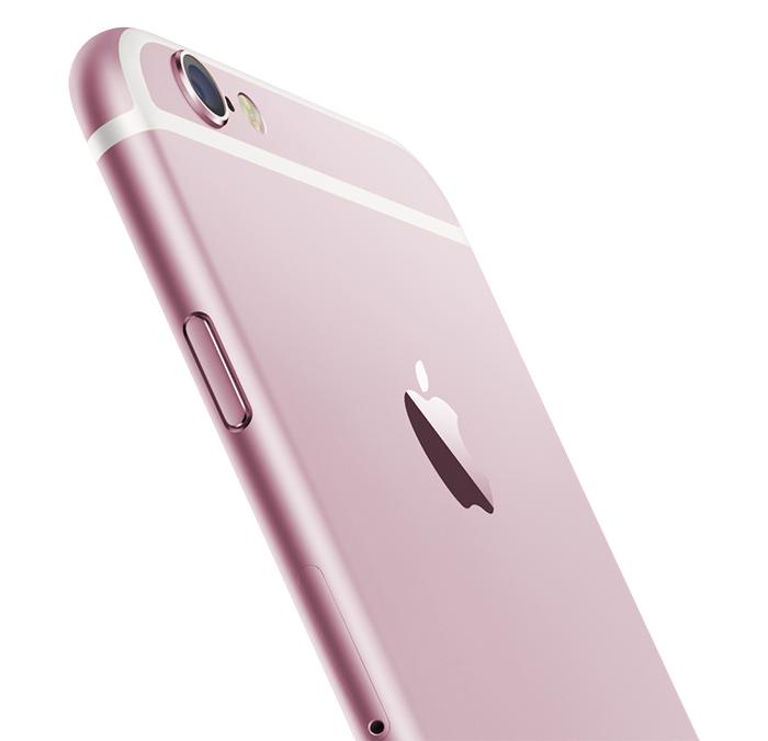 iphone6S-rosa