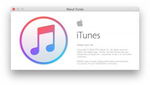 iTunes 12.2.1