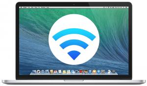 Clave Wi-Fi en el Mac