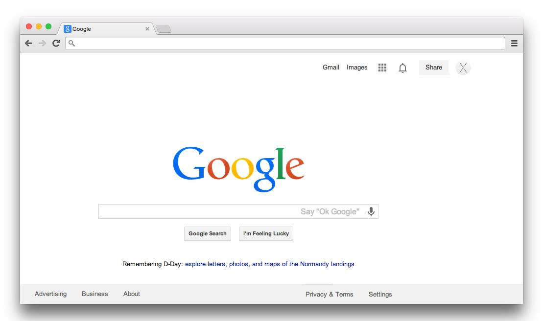 Chrome para Mac