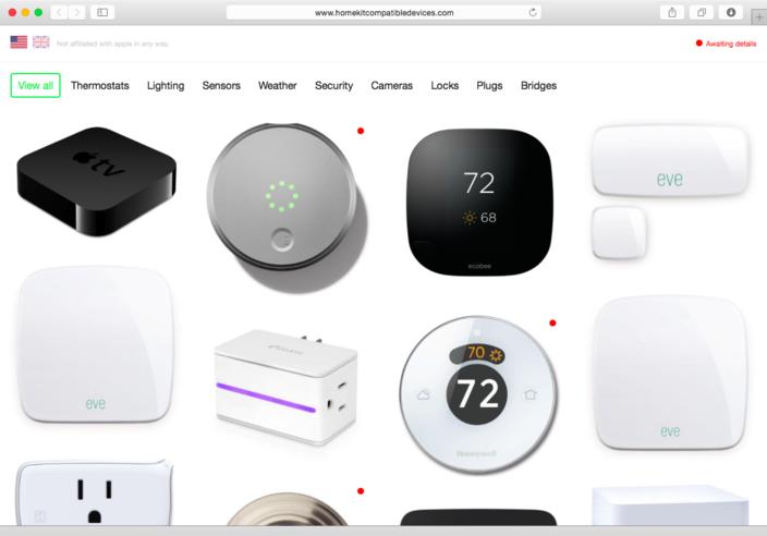 gadgets-homekit
