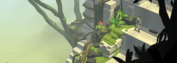 Square Enix lanza el juego de Lara Croft GO para iOS