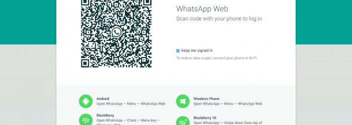 El iPhone ya soporta la versión web de WhatsApp
