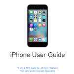 Ya puedes descargar la guía de usuario de iOS 9 para el iPhone, iPad y iPod Touch