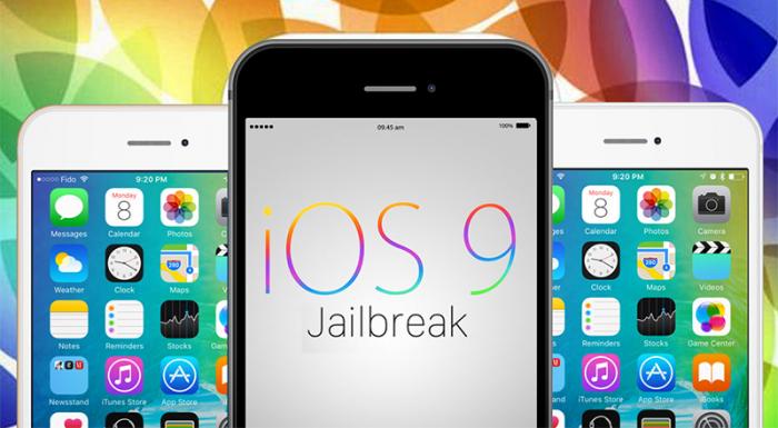 iOS 9 Jailbroken