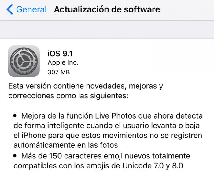 actualizacion_software_ios9.1_apple