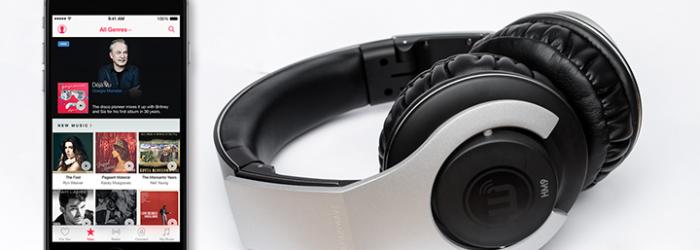 Los mejores auriculares para iPhone: Brainwavz HM9