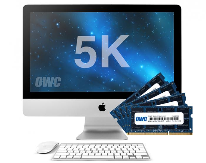 RAM en el iMac 5K