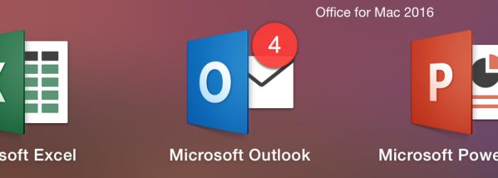Office 2016 no funciona del todo bien en OS X El Capitan