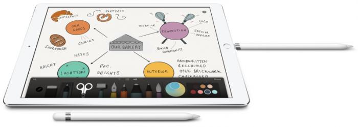 Apple intenta solucionar la forma ridícula de cargar el Apple Pencil con un cable Lightning