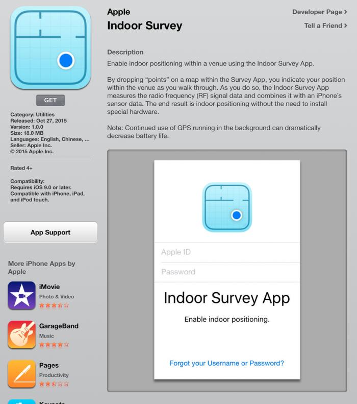indoor-survey-app