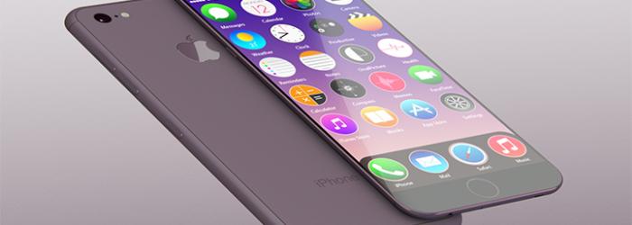 El iPhone 7 tendría un diseño 100% a prueba de agua