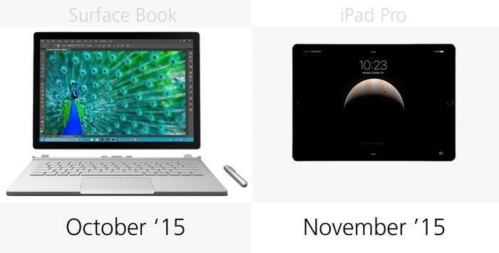 surface_book-vs-ipad_pro-lanzamiento