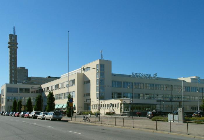 Sede de Ericsson