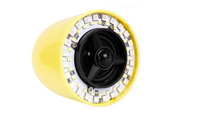 audio-led-l101-amarilla