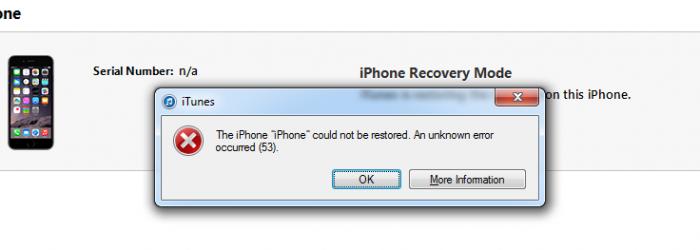 """Apple reconoce que el """"error 53"""" se produce cuando remplazas el sensor Touch ID por un sensor no original"""