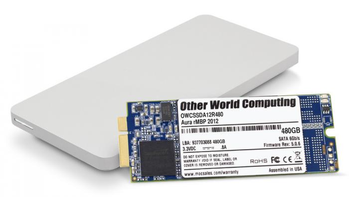Aura SSD PCIe