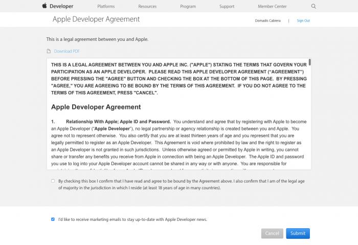 apple_developer_agreement_pagina