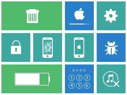 6s iphone de recuperación de datos de SMS