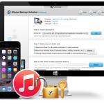 iPhone Backup Unlocker te permite acceder a las copias de seguridad de tu iPhone incluso sin contraseña
