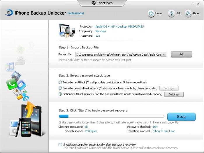 iphone-backup-unlocker-progressing