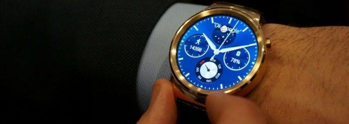 Cómo configurar tu reloj con Android Wear con tu iPhone