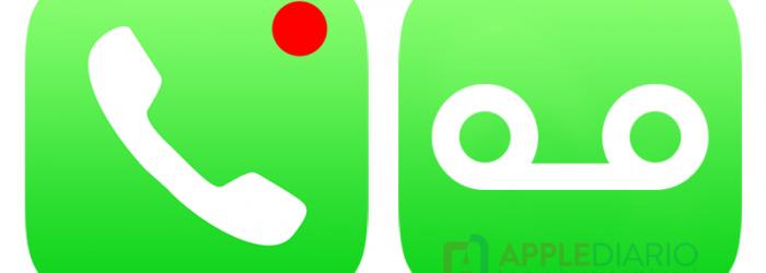 Cómo grabar las llamadas telefónicas en el iPhone sin aplicaciones adicionales y sin jailbreak