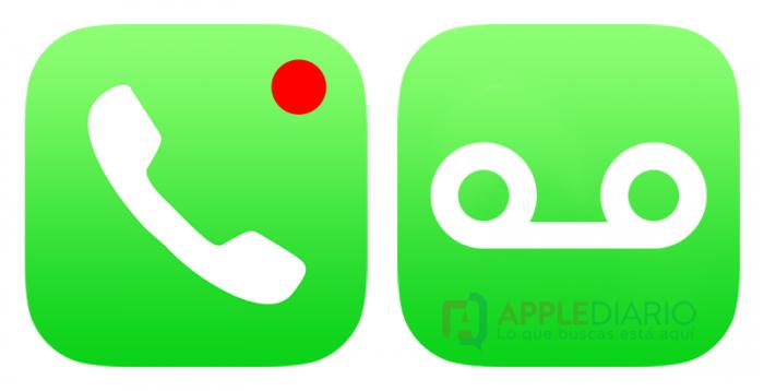 grabar llamadas en el iPhone