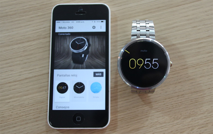 moto 360 for iphone c 243 mo configurar tu reloj con android wear con tu iphone 8829
