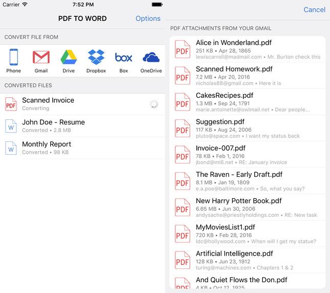 PDF-to-Word-iOS