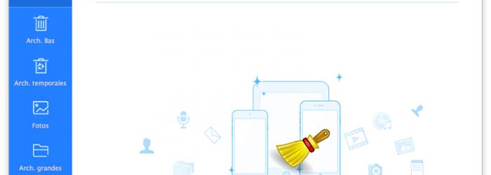 Libera espacio de tu iPhone o iPad con iMyfone Umate