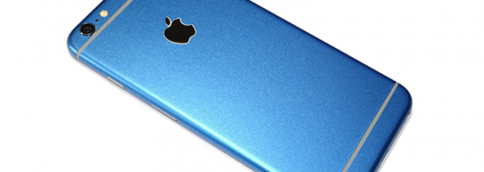 Rumor: el iPhone 7 estará disponible en color azul