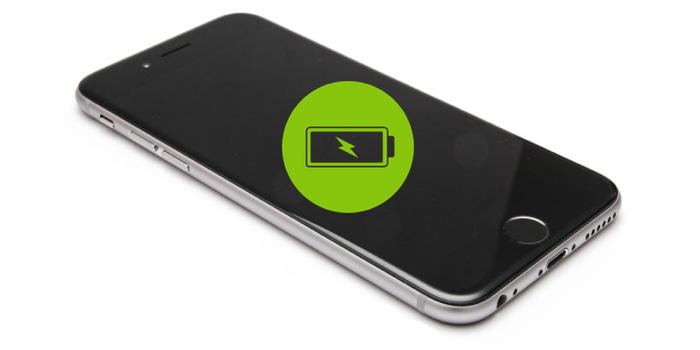 Mejorar bateria del iPhone