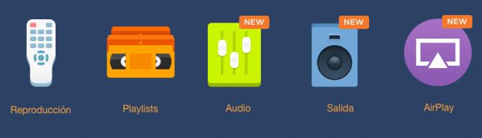 Elmedia Player funciones