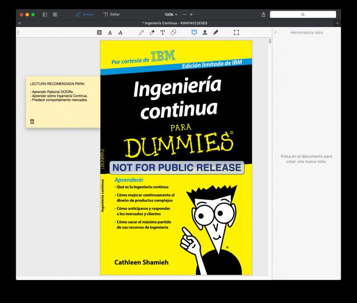 PDF Expert 2.0 para Mac