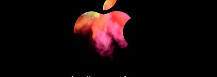 Apple envía las invitaciones para un evento el 27 de Octubre