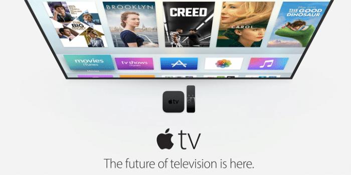 Apple televisión 2016