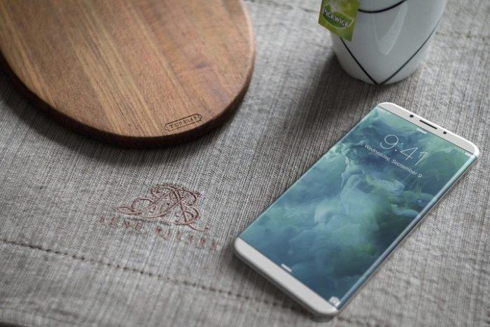 iPhone 8(ocho) Concept