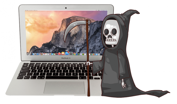 MacBook Air Dead