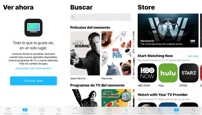 TV iOS 10.2