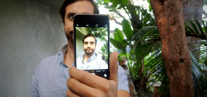 Selfie Siri