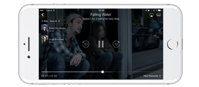 Amazon Prime Video iPhone 7+