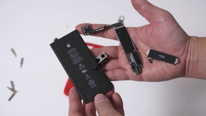 modding iPhone 7 RED