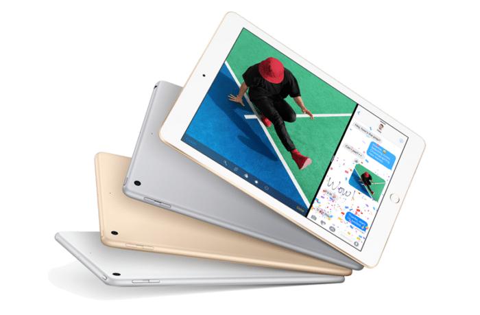 Nuevo iPad de 9,7 pulgadas