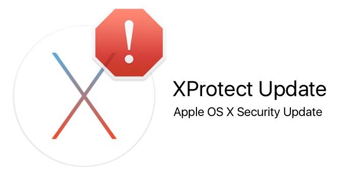 macOS XProtect