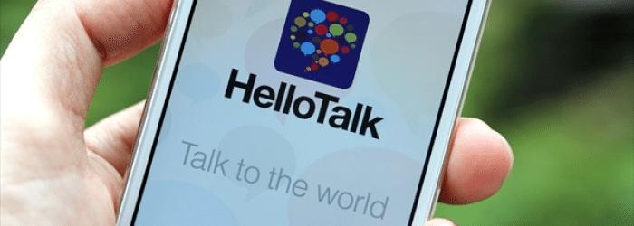 HelloTalk te permite aprender y practicar nuevos idiomas chateando con gente de todo el mundo